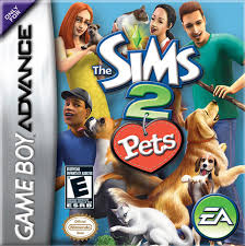 sims game boy advance