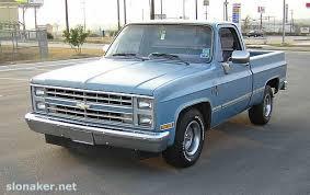 86 chevy truck