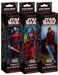 knights of the old republic miniatures