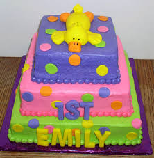 childrens birthday cakes pictures