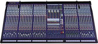 midas mixing console