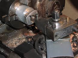 machining head