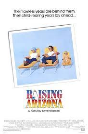 raising arizona poster