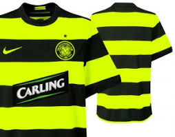 celtic away shirts
