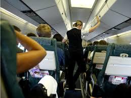 qantas flight attendants