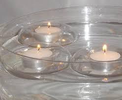 floating candleholders