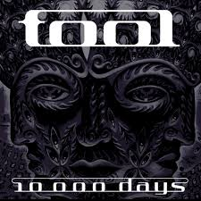 10000 days album art
