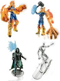 fantastic four characters