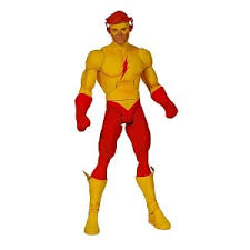 the flash action figures