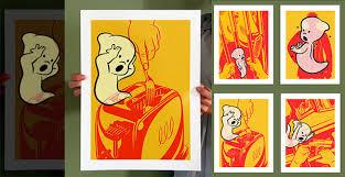 ghost prints
