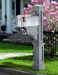 mail box posts