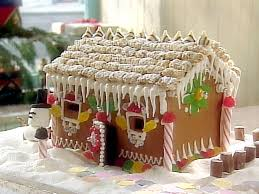 gingerbread houses recipes
