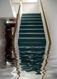 basement flooded