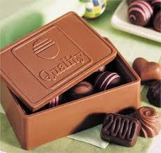 brown chocolates