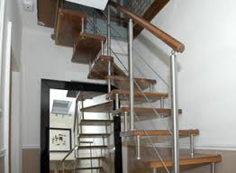 attic staircase