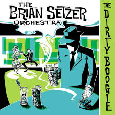 Brian Setzer Orchestra - This Old House