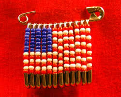 safety pin flag