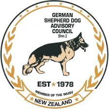 german shepherd logos