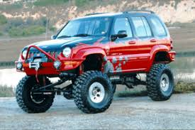 jeep liberty lift
