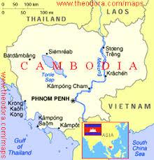 maps of cambodia
