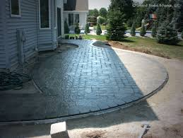 paver brick patio