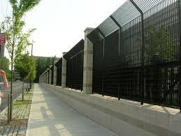 home security fences