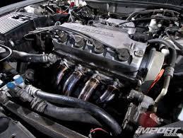1999 honda civic ex engine