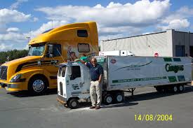 cabover tractors