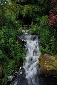 model waterfalls