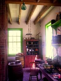 old fashion kitchen