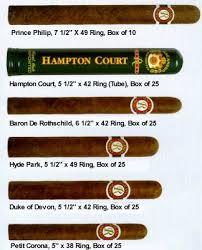 macanudo cigar