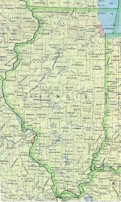 map of illinois and missouri