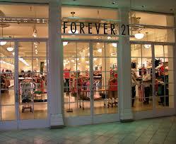 forever21 store