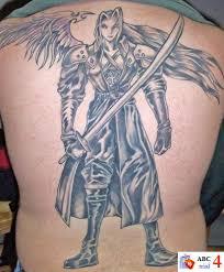 archangel tattoos