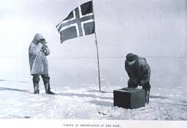 amundsen south pole