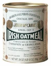 mccanns irish oatmeal