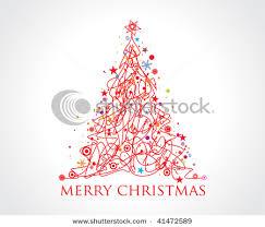 hand christmas tree