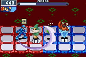 mega man game boy advance