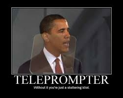clear teleprompter