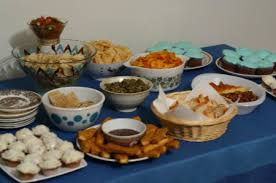 birthday party foods
