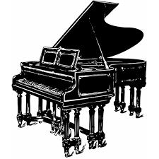 free clip art piano
