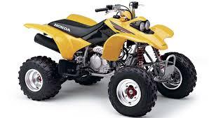 2004 honda 400