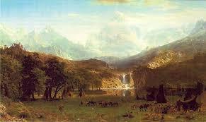 albert bierstadt rocky mountains