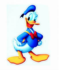 donald duck stickers