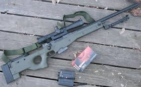accuracy rifles