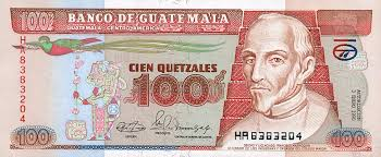 100 quetzales