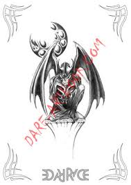 gothic tattoos designs