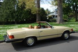 1979 mercedes 450 sl