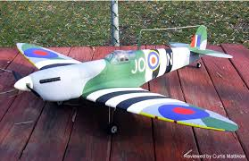 spitfire rc airplane