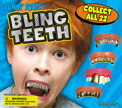 bling bling teeth